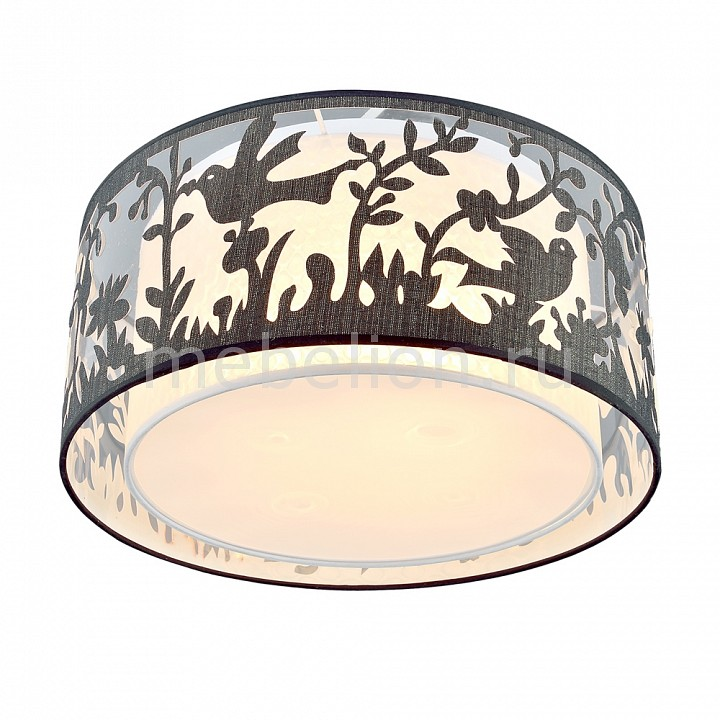 Накладной светильник Максисвет 6920 1-6920-4-WT E14 максисвет потолочная люстра максисвет текстиль 1 6920 4 wt e14
