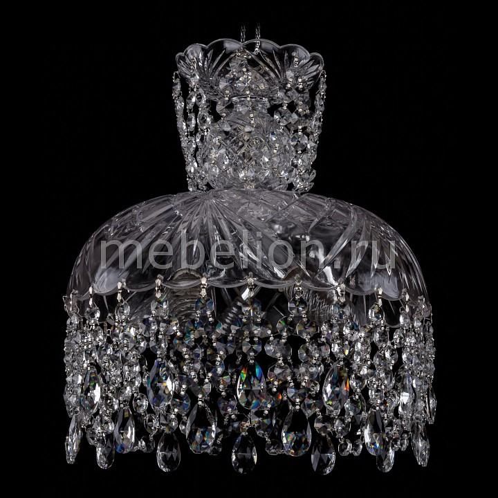 Подвесной светильник Bohemia Ivele Crystal 7711/30/Ni 7711