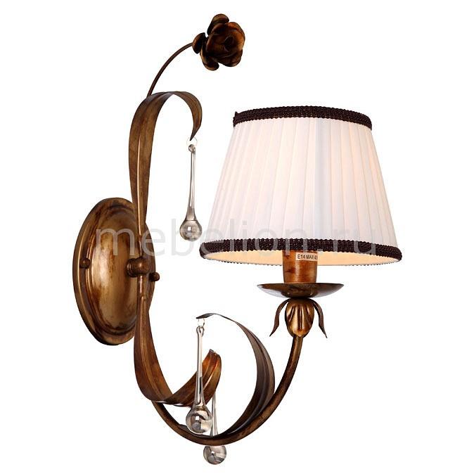 Бра Arte Lamp A8100AP-1GA Borgia