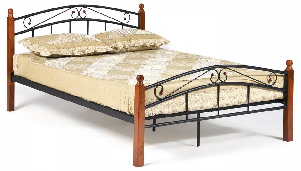 Кровать полутораспальная AT-8077