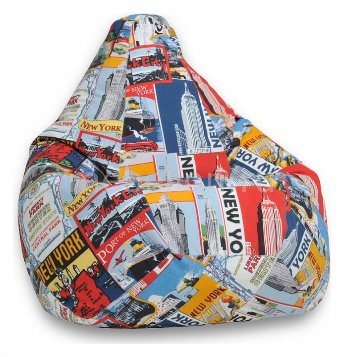 все цены на Кресло-мешок Dreambag New York II онлайн