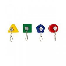 Набор из 4 ключниц J-me jme-049-CL