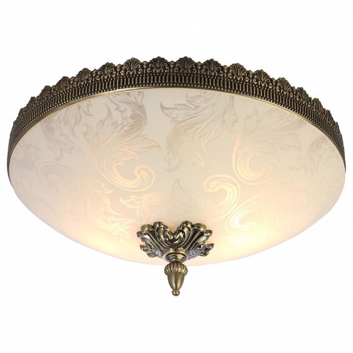 Накладной светильник Crown A4541PL-3AB