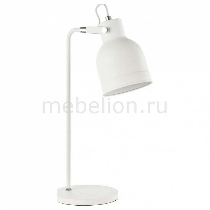 Настольная лампа офисная Maytoni Pixar MOD148-01-W настольная лампа maytoni pixar mod148 01 e