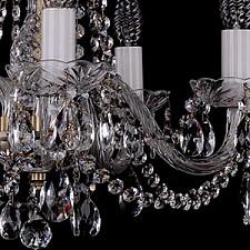 Подвесная люстра Bohemia Ivele Crystal 1402/5/160/Pa 1402