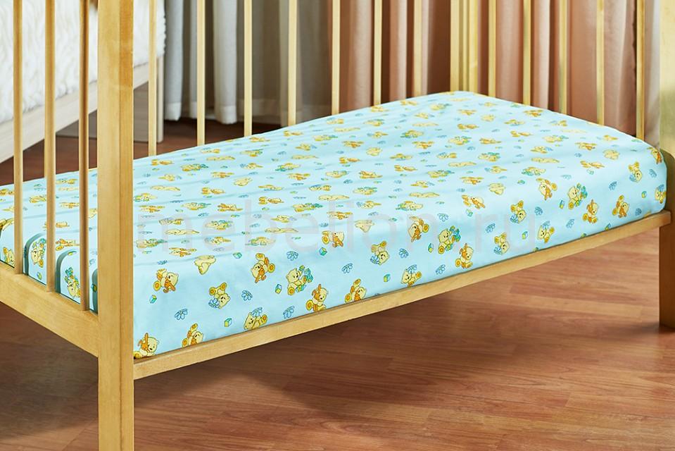 цены на Простыня детская Primavelle (120х180 см) MD 18  в интернет-магазинах