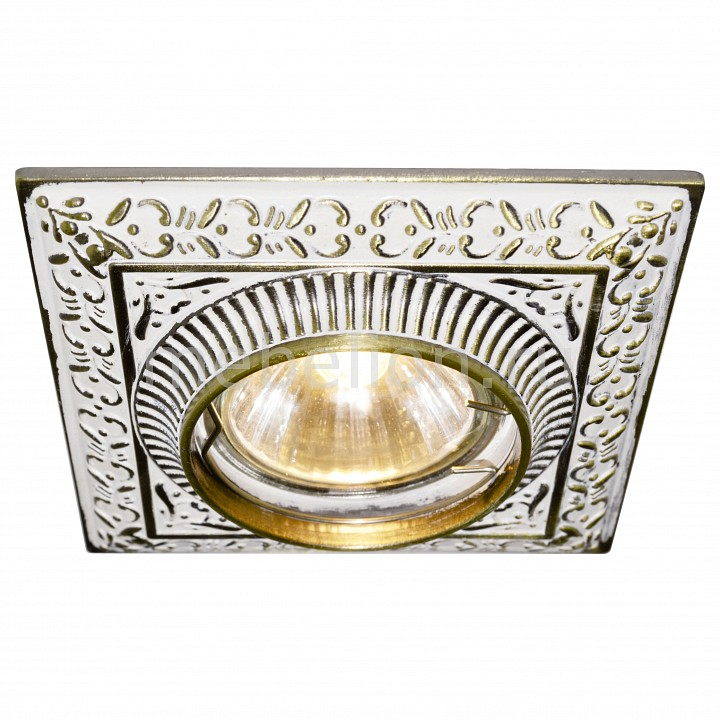 Встраиваемый светильник Arte Lamp A5284PL-1WG Occhio