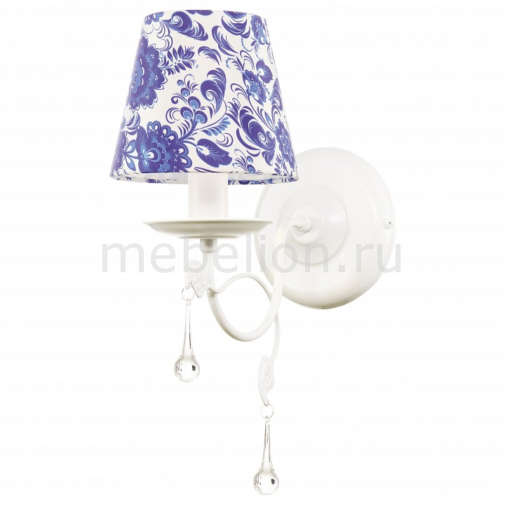 Бра Arte Lamp A6106AP-1WH Moscow
