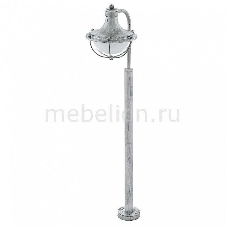 Наземный высокий светильник Eglo Monasterio 95979 уличный светильник eglo monasterio 95977