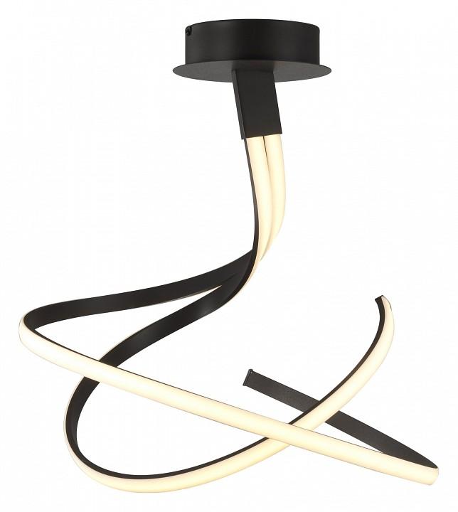Светильник на штанге Mantra Nur Brown Oxide Dimmable 5827 потолочная люстра mantra nur brown oxide dimmable 5828