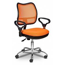 Кресло компьютерное CH-799SL оранжевое