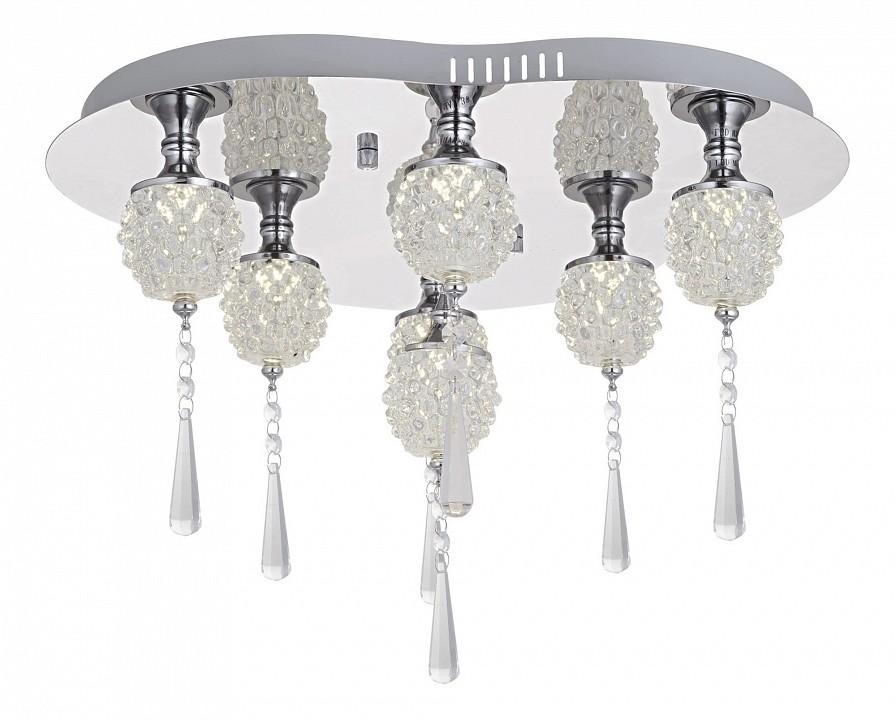 Накладной светильник Kink Light Софи 5365-7 odeon light люстра потолочная kink light софи 5365 7