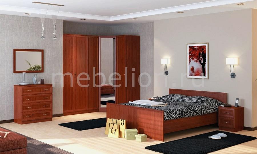 Гарнитур для спальни Юлианна 7 вишня барселона mebelion.ru 21050.000