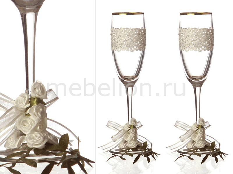 Набор бокалов для шампанского АРТИ-М 802-510083 набор бокалов арти м набор из 6 бокалов виола микс 674 320