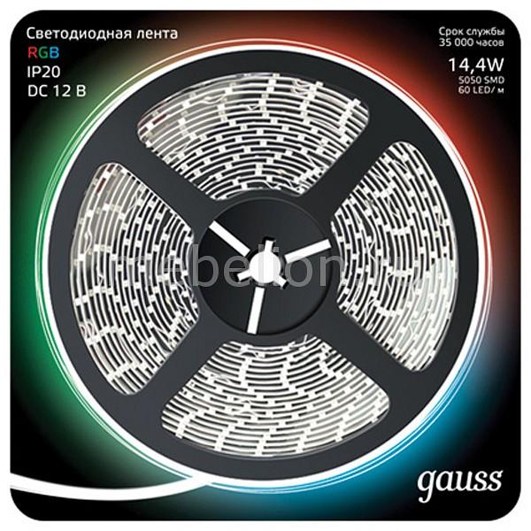 Лента светодиодная Gauss Gauss 312000414