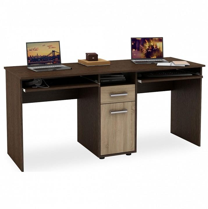 Стол компьютерный ВМФ Остин-7