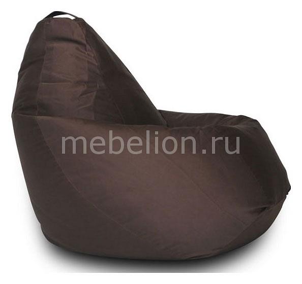 Кресло-мешок Dreambag Фьюжн коричневое II стеновые панели dekostar фьюжн вертикаль изумрудная 2700x250x7 мм