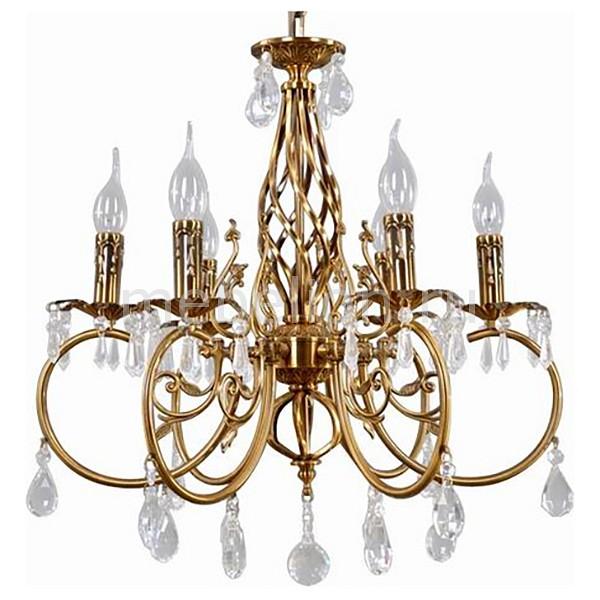 Купить Подвесные люстры Свеча 14 301014206  Подвесная люстра MW-Light