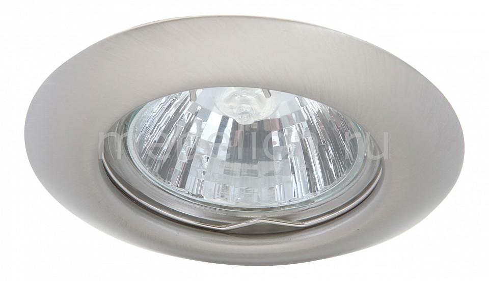Купить Комплект из 3 встраиваемых светильников Praktisch A1203PL-3SS, Arte Lamp, Италия