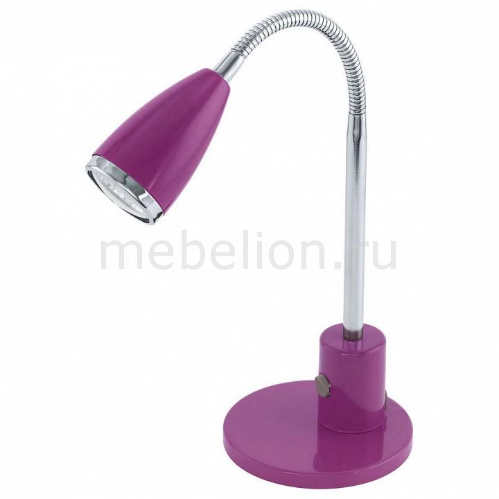 Настольная лампа офисная Eglo Fox 92874 eglo светодиодная настольная лампа eglo 92874