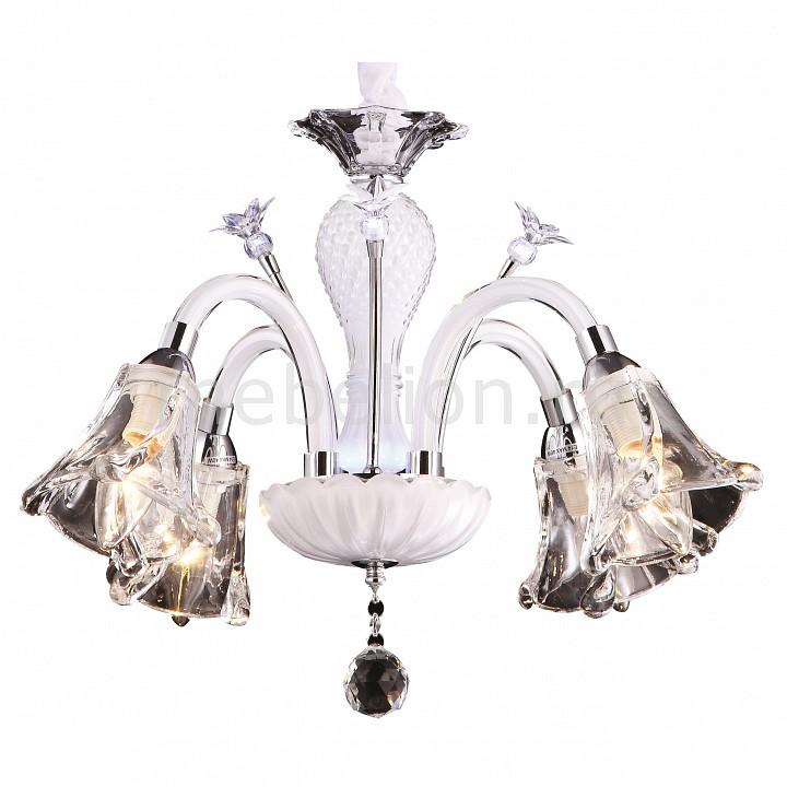 Подвесная люстра Arte Lamp A8350LM-4CC Lilla