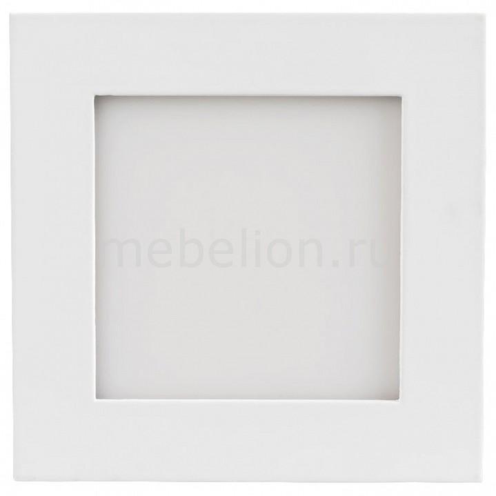 Встраиваемый светильник Arlight Dl-1 DL-93x93M-5W White