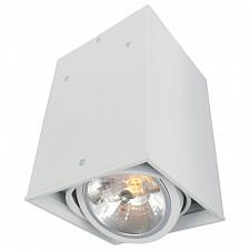 Накладной светильник Cardani A5936PL-1WH