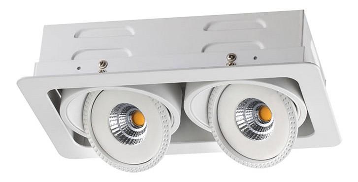 Купить Встраиваемый светильник Gesso 357581, Novotech, Венгрия