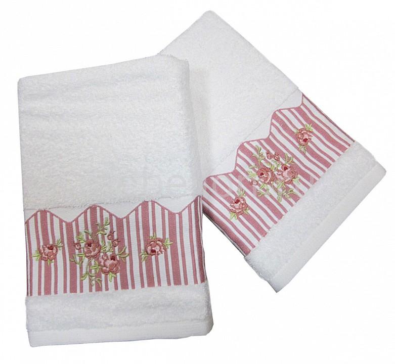 Полотенце для лица TAC Provence оранжевый 0997-84330 белый