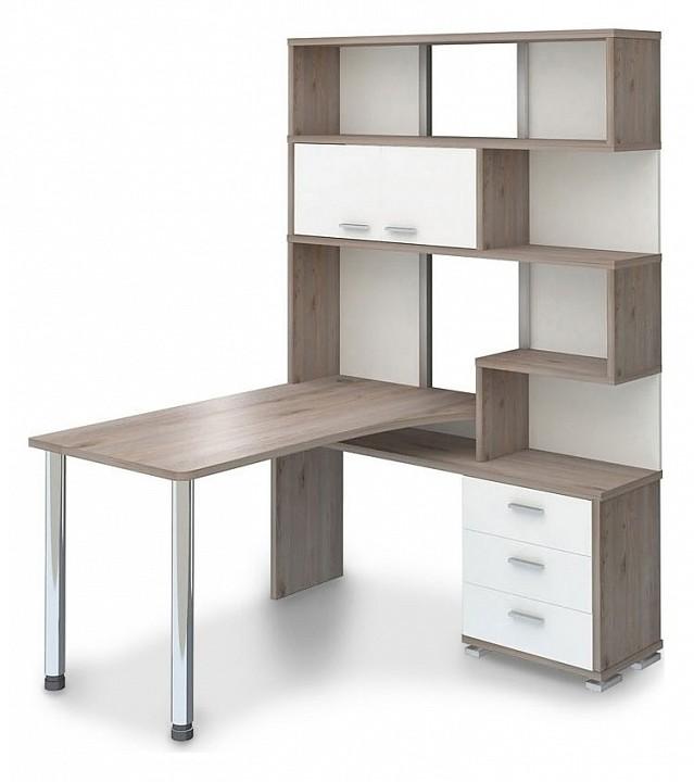 Стол компьютерный Merdes Домино нельсон СР-420-150 мэрдэс компьютерный стол мэрдэс ср 420 150 нельсон правый