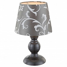 Настольная лампа декоративная Metalic 21693