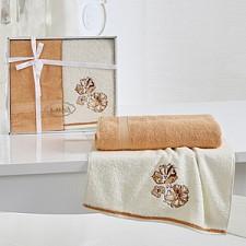 Набор полотенец для ванной Karna Набор из 2 полотенец для ванной RODOS