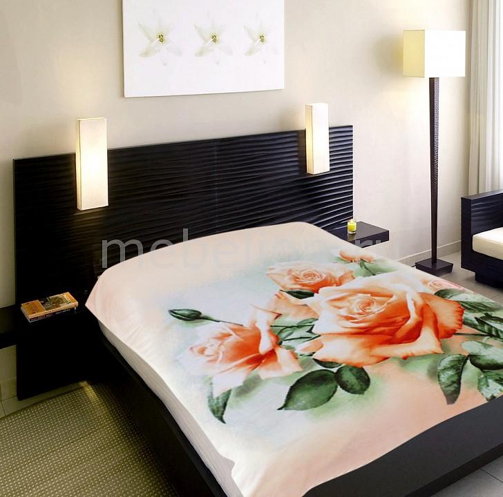 Плед TexRepublic (180х200 см) 3D Розы цена