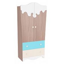 Шкаф платяной Пряничный домик MKD-002