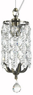 Подвесной светильник Maytoni Ronta DIA107-PL-01-R подвесной светильник maytoni ronta h107 11 r