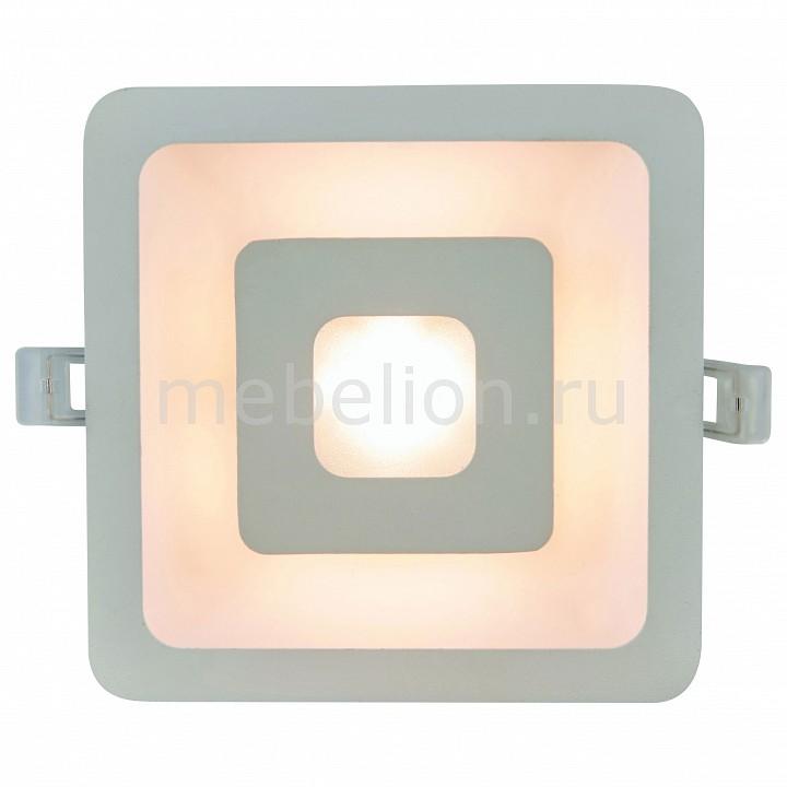 Купить Встраиваемый светильник Canopo A7245PL-2WH, Arte Lamp, Италия