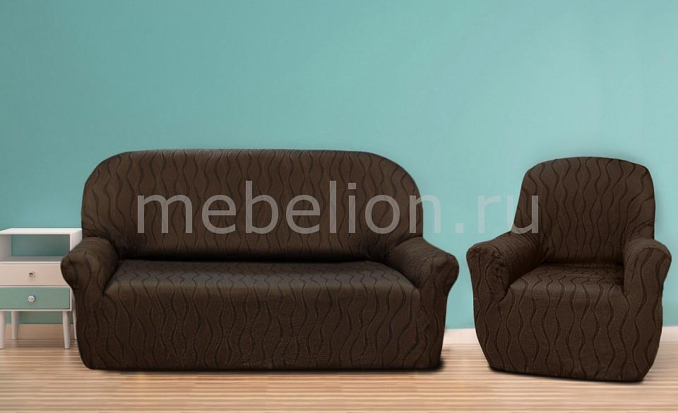 Чехол для диванов Belmarti Набор чехлов для дивана и кресел ТОСКАНА чехол для диванов belmarti набор чехлов для дивана и кресел рустика