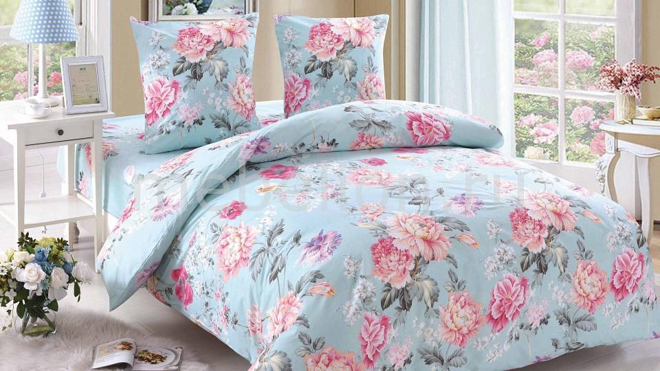 Комплект двуспальный Amore Mio Caroline плед двуспальный amore mio шкура 180 230 см