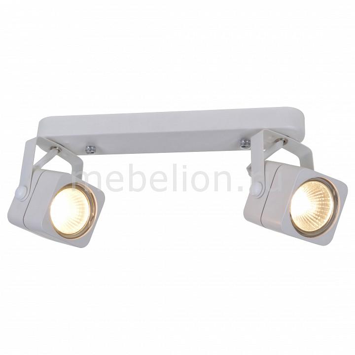 Купить Спот Lente A1314PL-2WH, Arte Lamp, Италия
