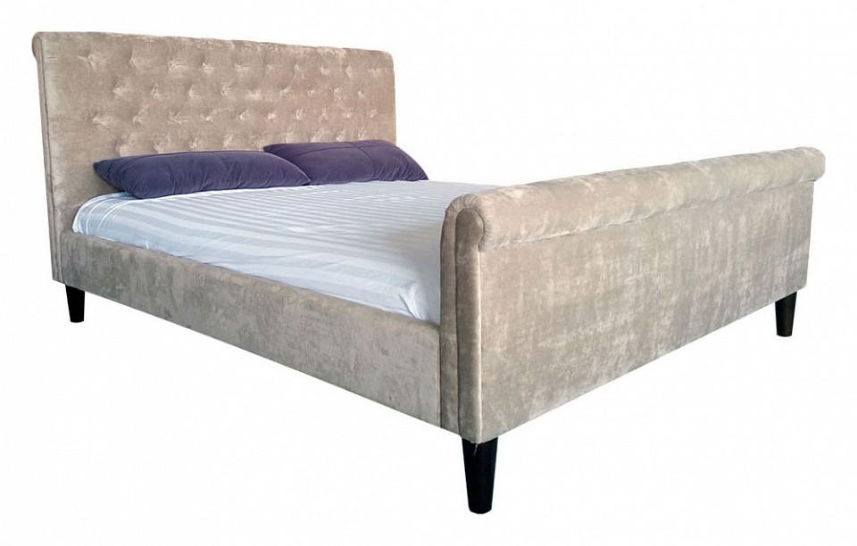 Кровать двуспальная Garda Decor BS4012 зелень garda decor 78 см аллиум 8j 13rs0011