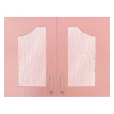 Двери Флауэ СТЛ.093.16 шелк розовый