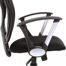 Кресло компьютерное Chairman 452 Tg черный/серый