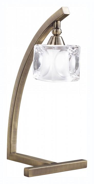 Настольная лампа декоративная Mantra Cuadrax 0994 mantra 0994