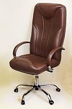 Кресло для руководителя Нэкст КВ-13-131112_KOSS11 шоколад