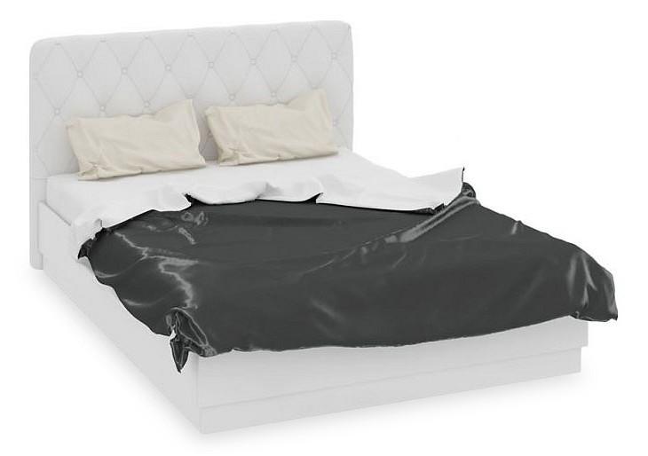 Купить Кровать полутораспальная Амели СМ-193.02.004, Мебель Трия, Россия