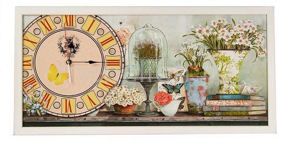 Часы настенные Акита (60х30 см) AKI 3060-3