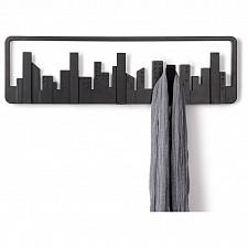 Вешалка настенная (49.5х15 см) Skyline 318190-040