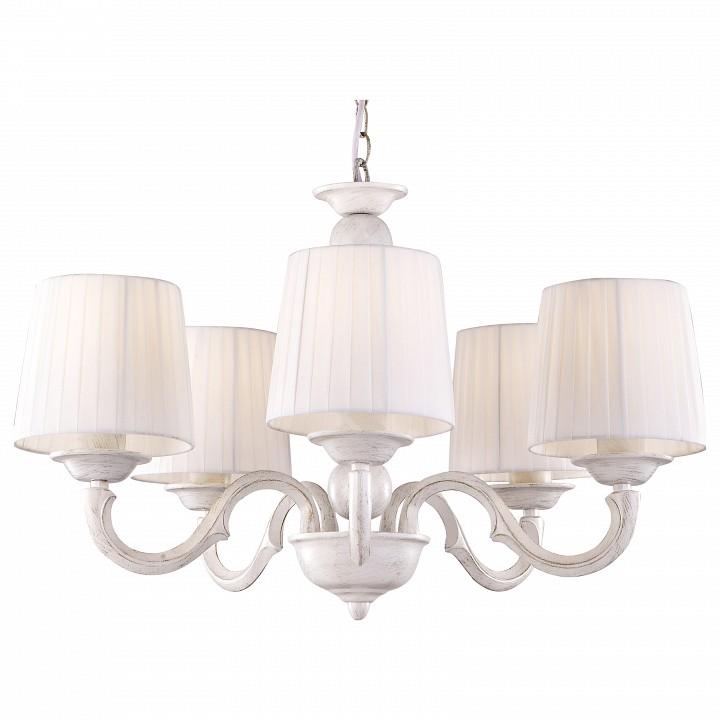 Подвесная люстра Arte Lamp Alba A9395LM-5WG arte lamp a9395lm 8wg