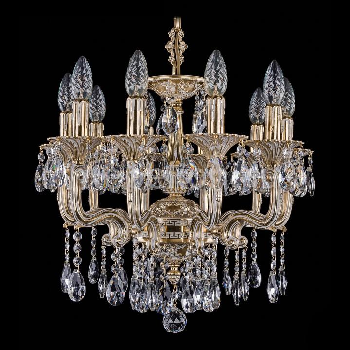 Подвесная люстра Bohemia Ivele Crystal 1704/10/110/A/GW 1704