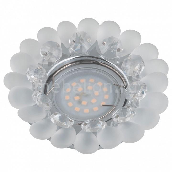 Встраиваемый светильник Uniel 10555 Peonia